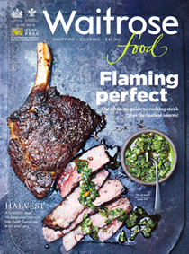 Waitrose Food Magazine, June 2016