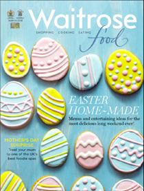 Waitrose Food Magazine, March 2016