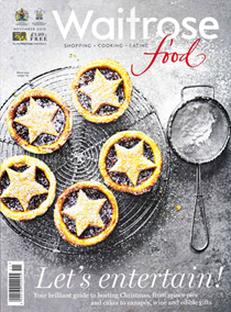 Waitrose Food Magazine January