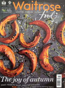 Waitrose Food Magazine, October 2017