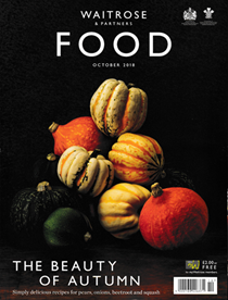 Waitrose Food Magazine, October 2018