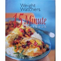 Weight Watchers 15-Minute Cookbook