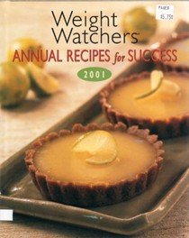 Weight Watchers Annual Recipes For Success - 2001