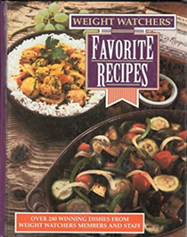 Weight Watchers Favorite Recipes: Over 280 Winning Dishes from Weight Watchers Members and Staff