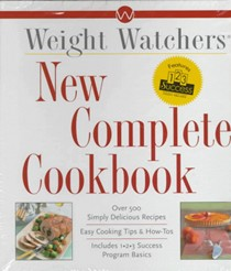 Weight Watchers New Complete Cookbook: Over 500 Simply Delicious Recipes