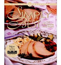 Weight Watchers Simply the Best: 250 Prizewinning Family Recipes