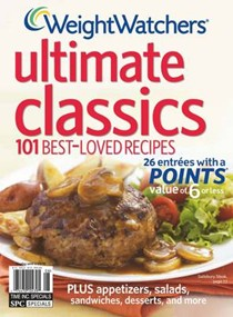 Weight Watchers Ultimate Classics: 100 Best-Loved Recipes