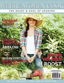 Where Women Cook, Autumn 2013