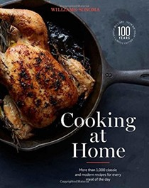 Williams-Sonoma Cooking at Home: Chuck William's 100th Birthday Edition