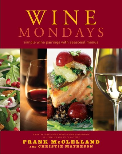 Wine Mondays: Simple Wine Pairings with Seasonal Menus